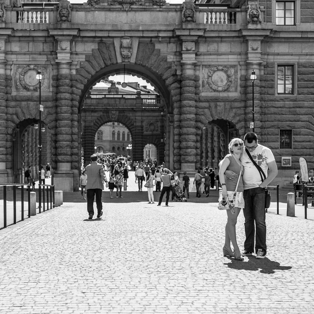 Stockholm Riksgatan