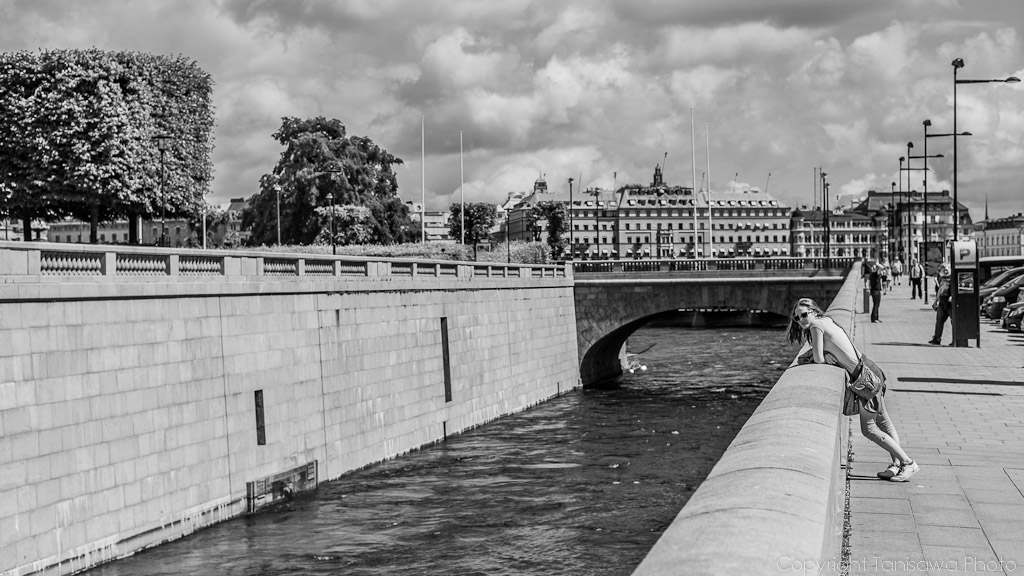 Stockholm Slottskajen