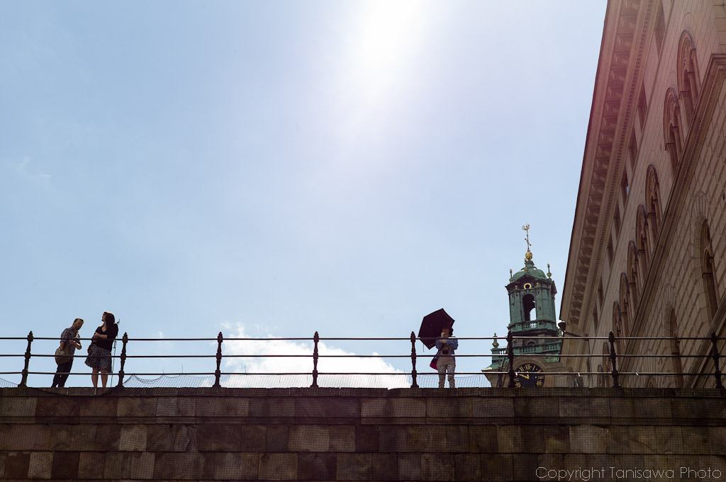 Stockholm Högvaktsterrassen