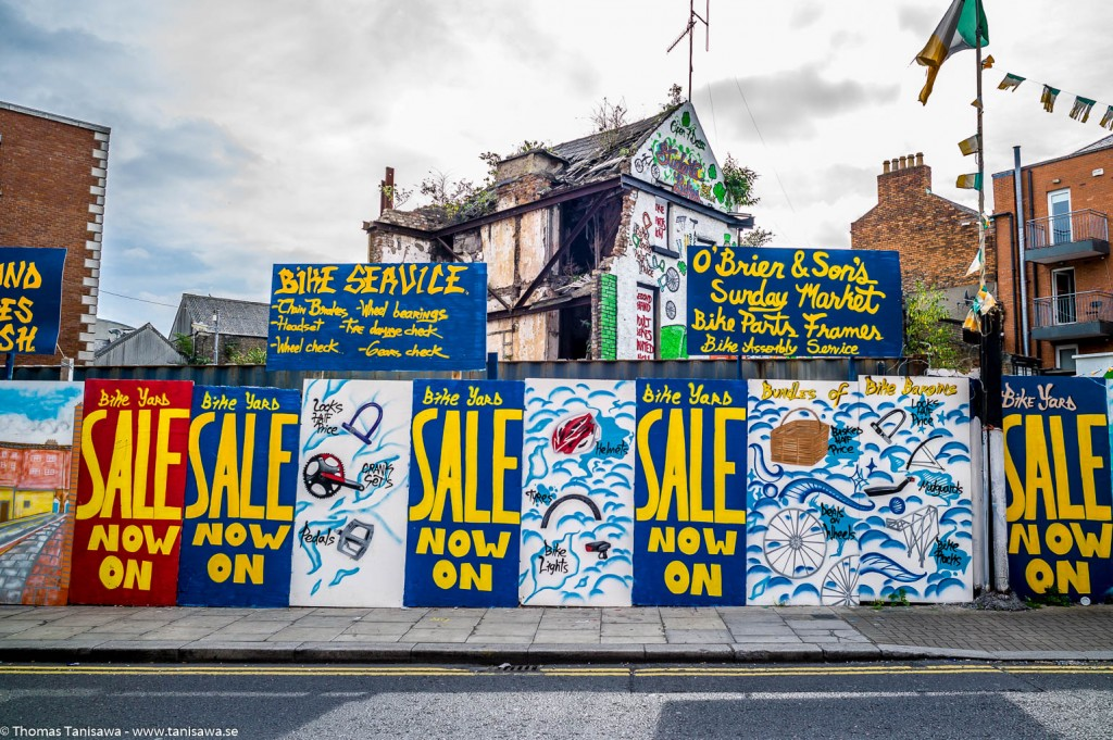 bicycle sale in dublin