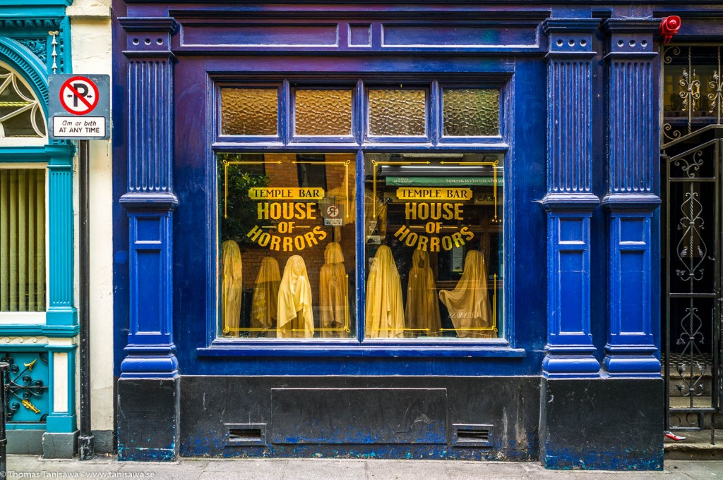windowshopping in dublin