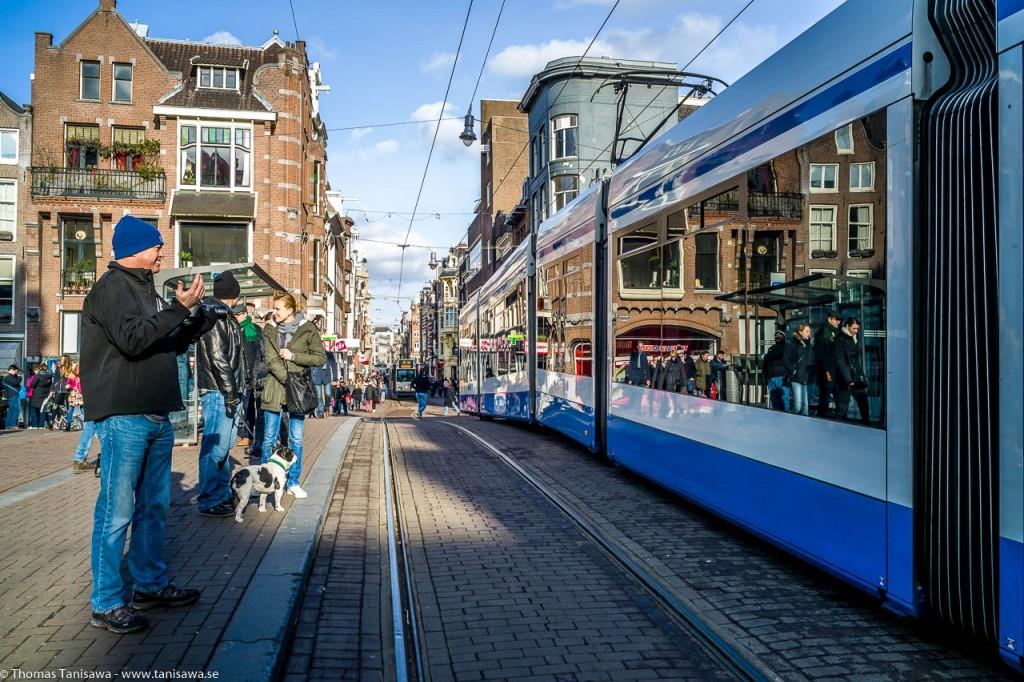 Street of amsterdam