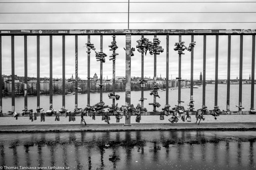 love locks stockholm