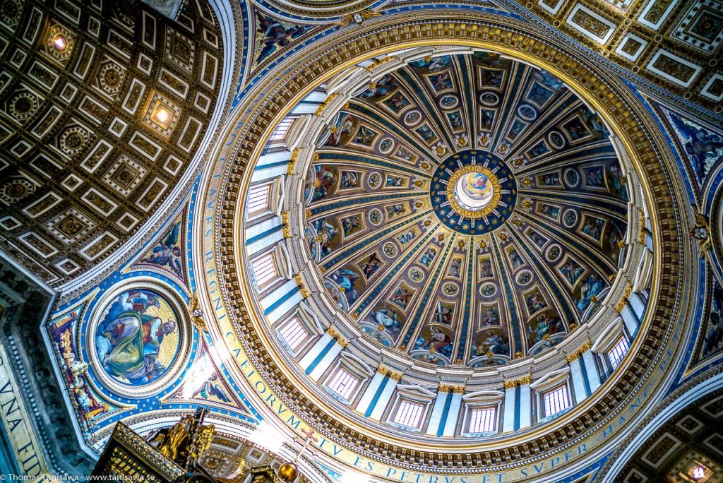 basilica di san pietro dome