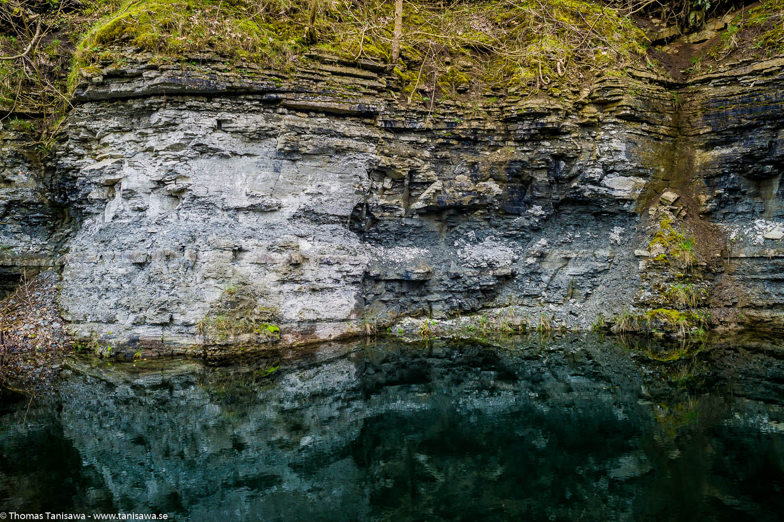 Bjärsjölagårds limestone quarry